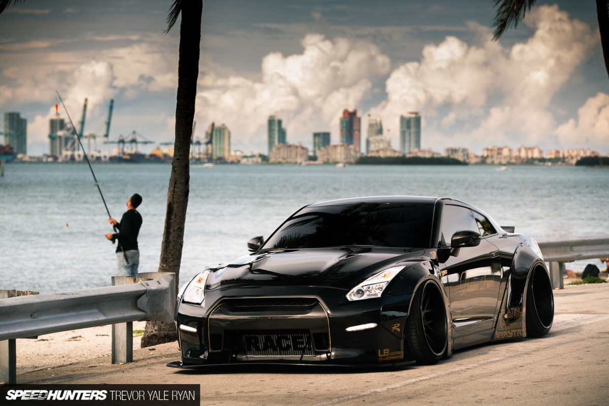 Other-wordly: Dominic Lucci's R35 GT-R