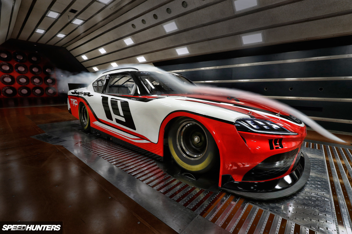 The Supra Is Coming To NASCAR
