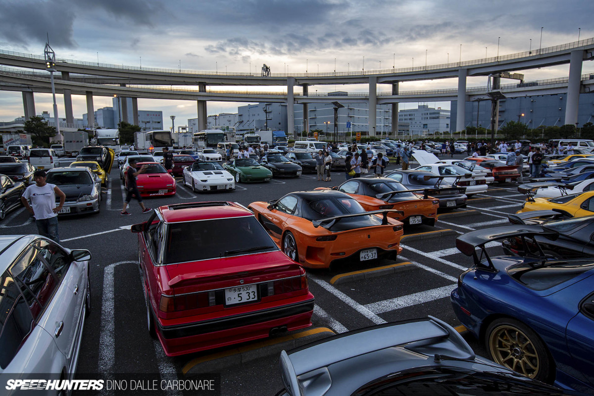 7's Day Tokyo: Ode To The Wankel