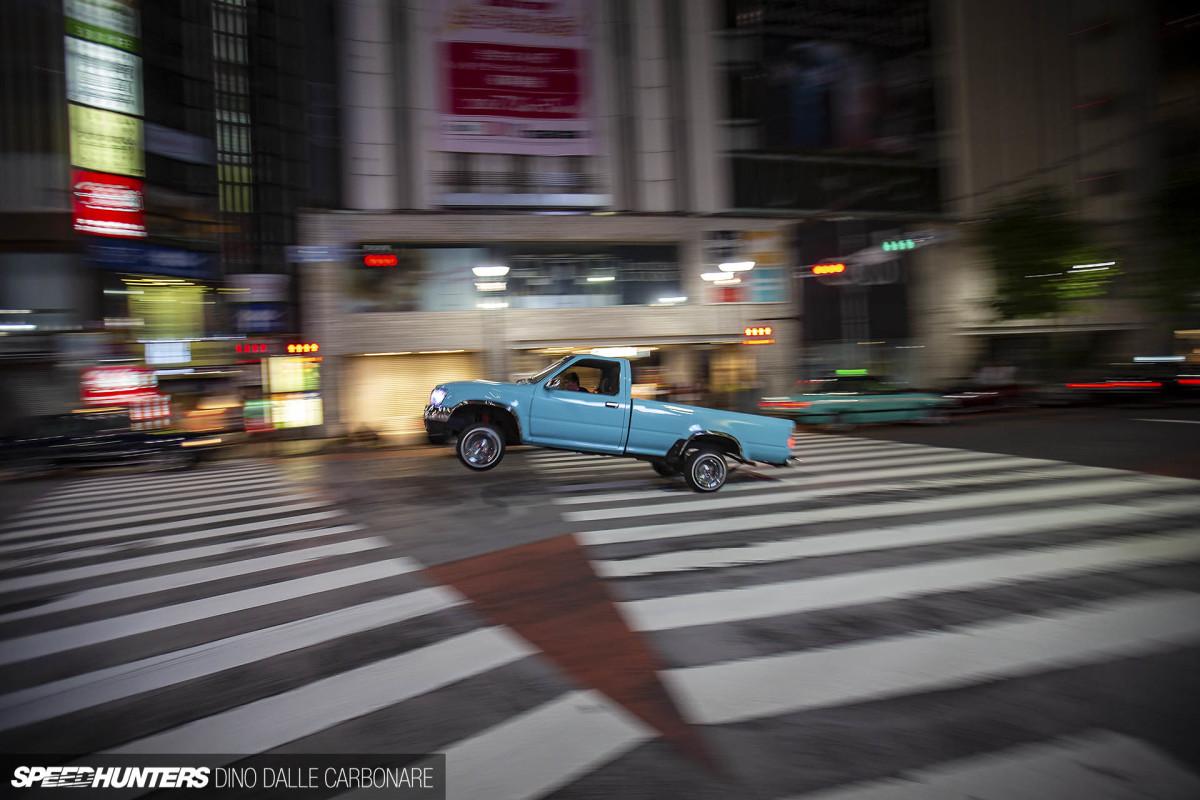 Lowriders Take OverShibuya