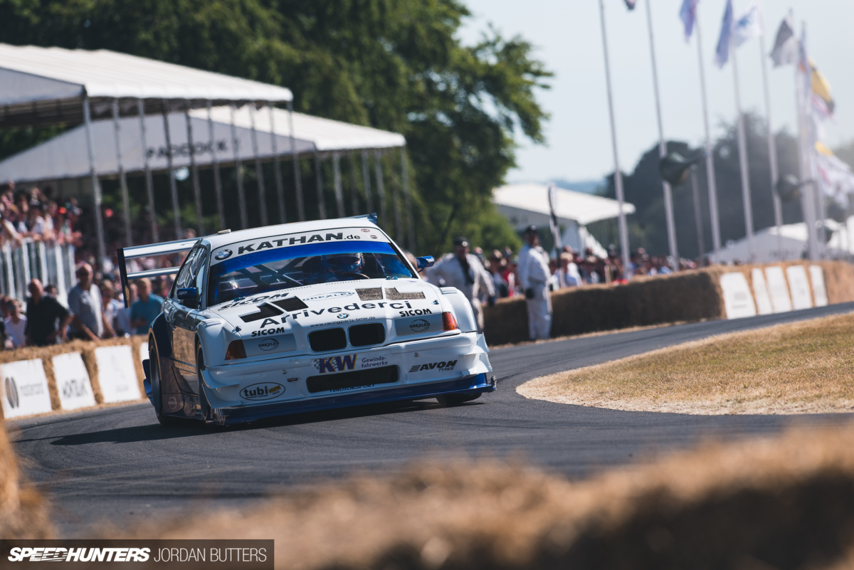 Goodwood's Shootout: It's All Uphill From Here