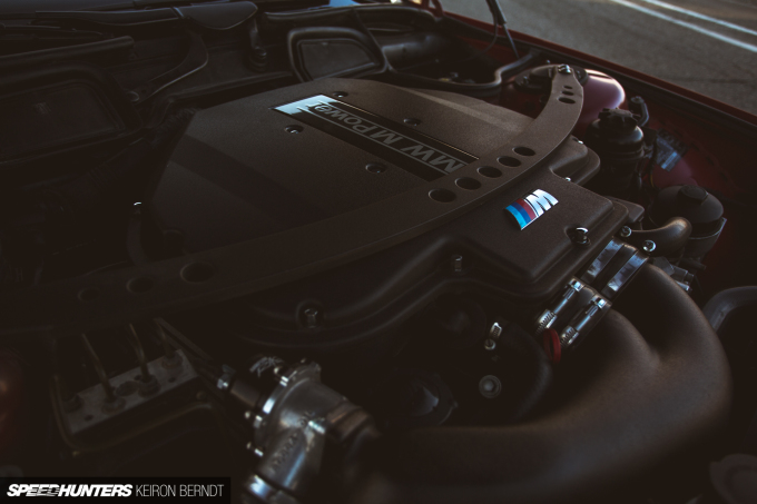 Keiron Berndt - Speedhunters - Scott's E38 BMW
