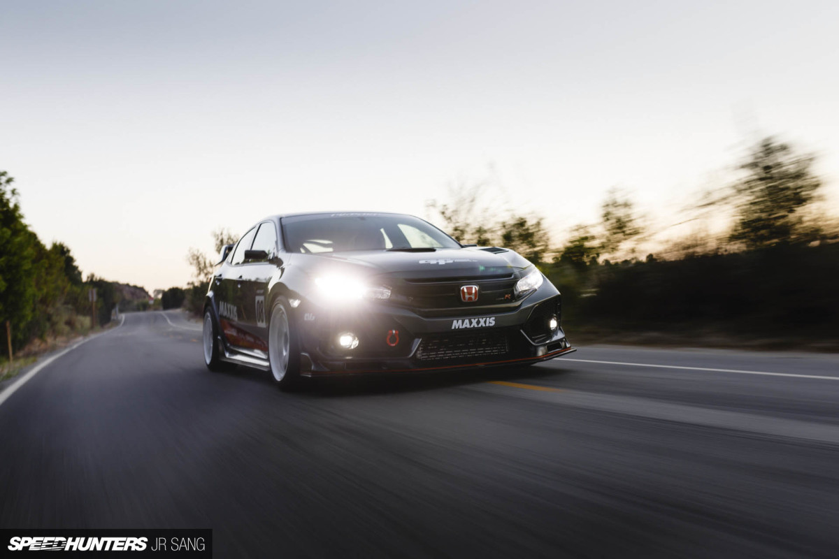 Picking Up Where Honda Left Off: The Evasive Motorsports Civic Type R