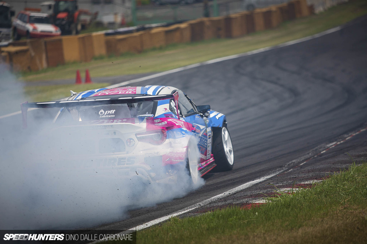 What Happened To D1GP?