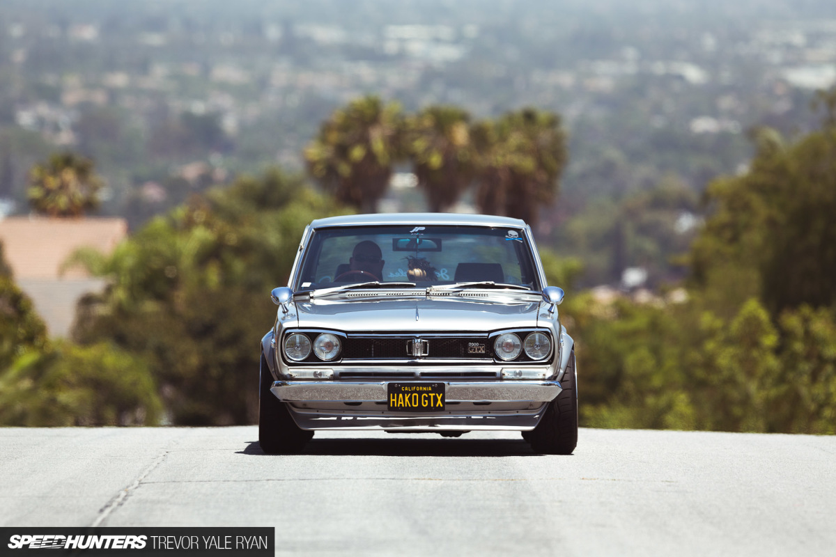 How To Hakosuka In California