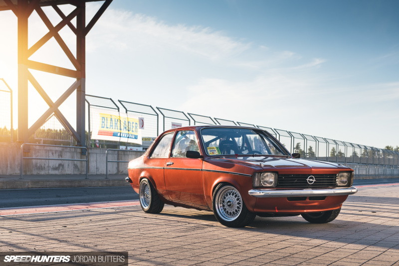 Opel Kadett V6 Honda by Jordan ButtersSpeedhunters-1