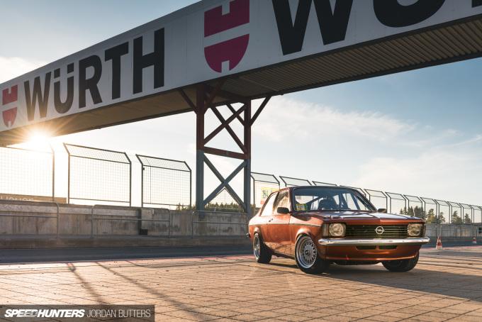 Opel Kadett V6 Honda by Jordan Butters Speedhunters-2