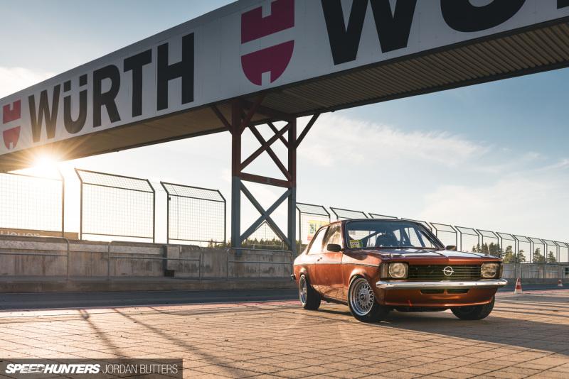 Opel Kadett V6 Honda by Jordan ButtersSpeedhunters-2