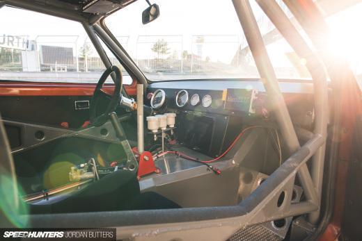 Opel Kadett V6 Honda by Jordan ButtersSpeedhunters-12