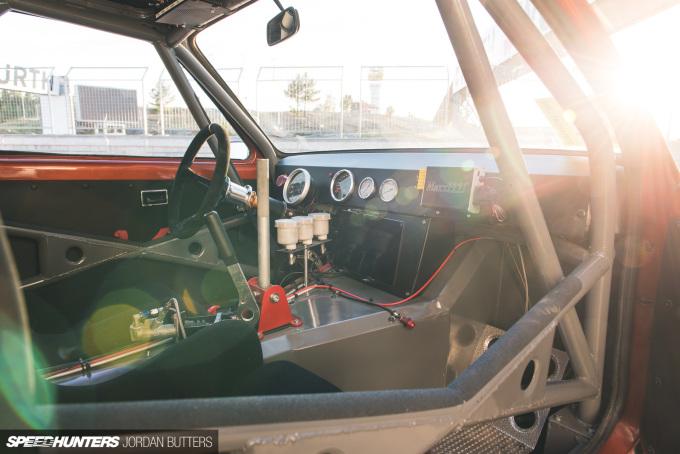 Opel Kadett V6 Honda by Jordan Butters Speedhunters-12