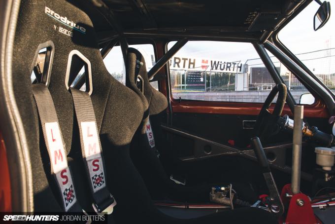 Opel Kadett V6 Honda by Jordan Butters Speedhunters-13