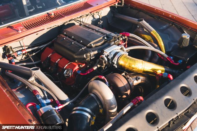 Opel Kadett V6 Honda by Jordan Butters Speedhunters-18