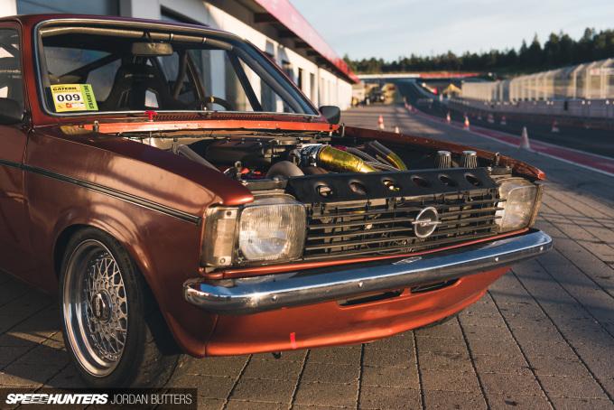 Opel Kadett V6 Honda by Jordan Butters Speedhunters-22