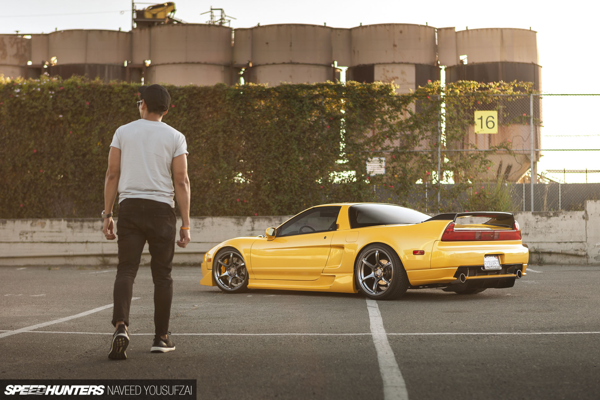 Just Right: A Well Balanced NSX