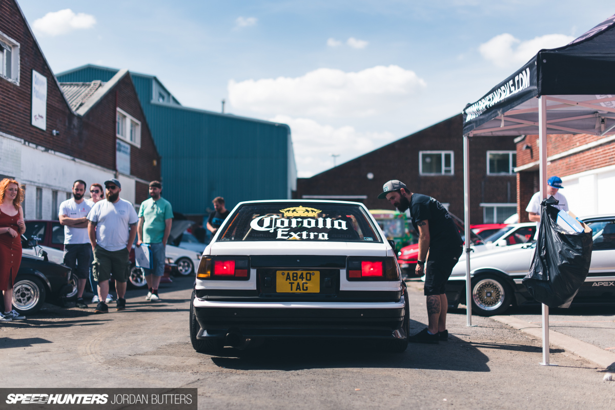 86 Day UK: More Than Just Corollas