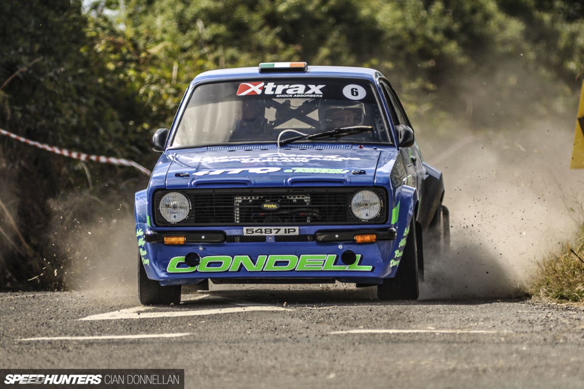 Too Much Irish Rally Is Never Enough