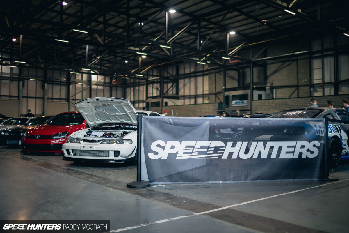Speedhunters, But In Real Life