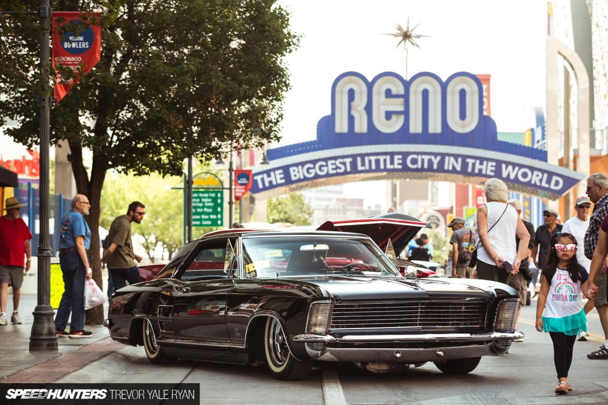 How Reno Transforms For Hot AugustNights