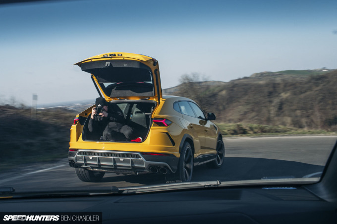 2018 Lamborghini Urus Speedhunters by BC-1 copy