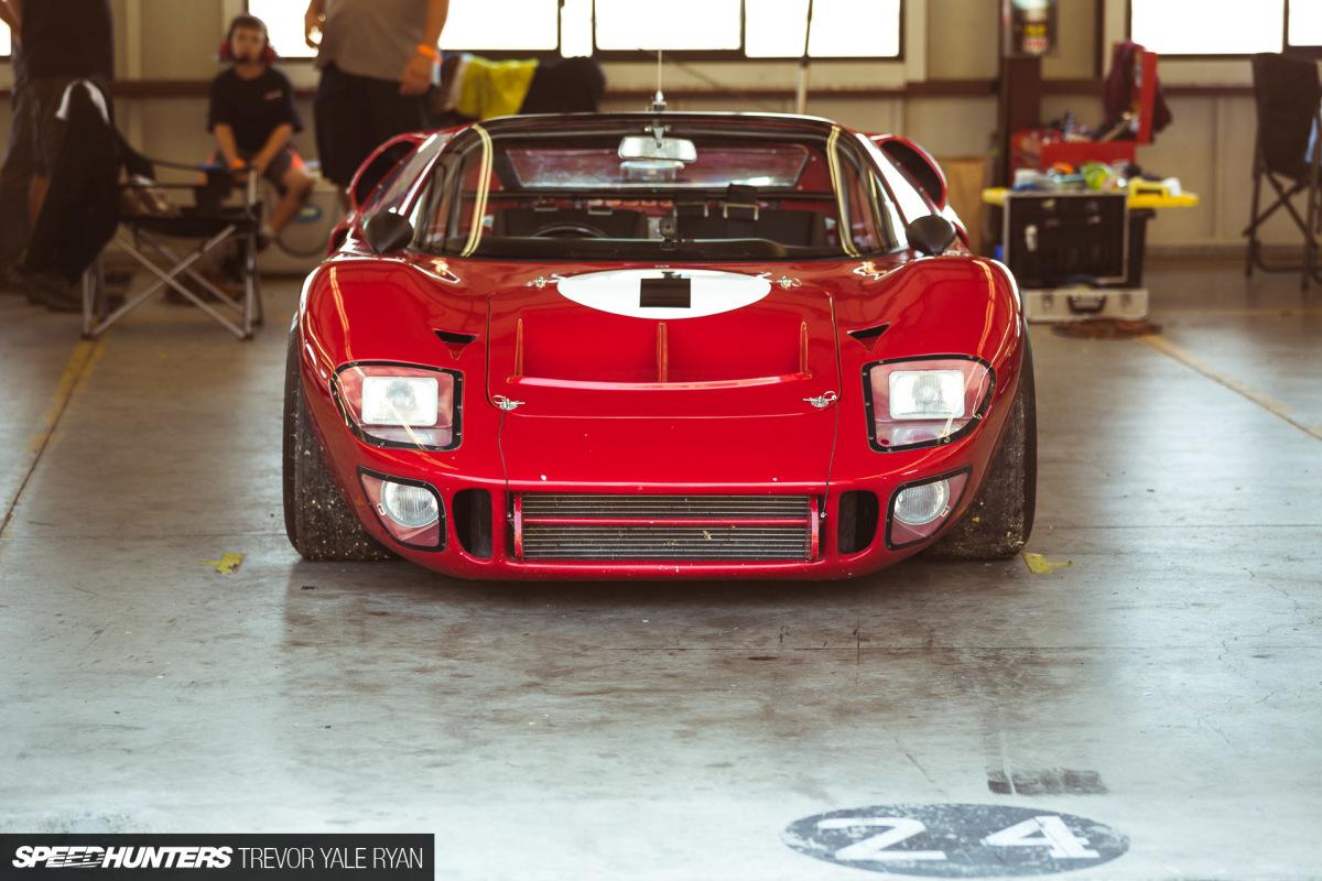 The Sebring-Winning GT40 X-1 Roadster.Maybe