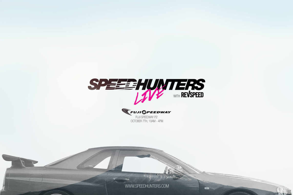 Speedhunters Live: Sign Up Now