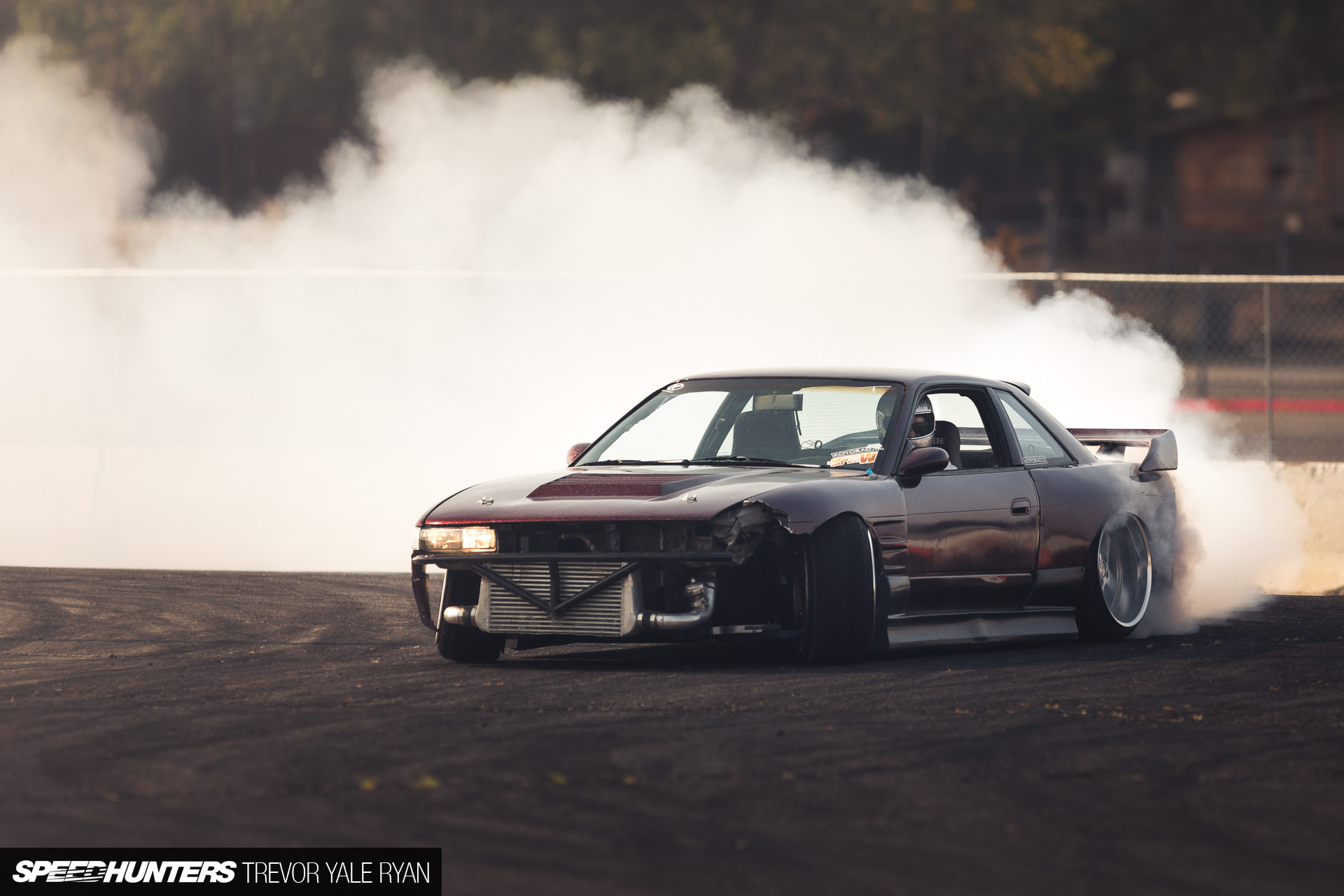 The Guy Bringing Drifting To Hot August Nights