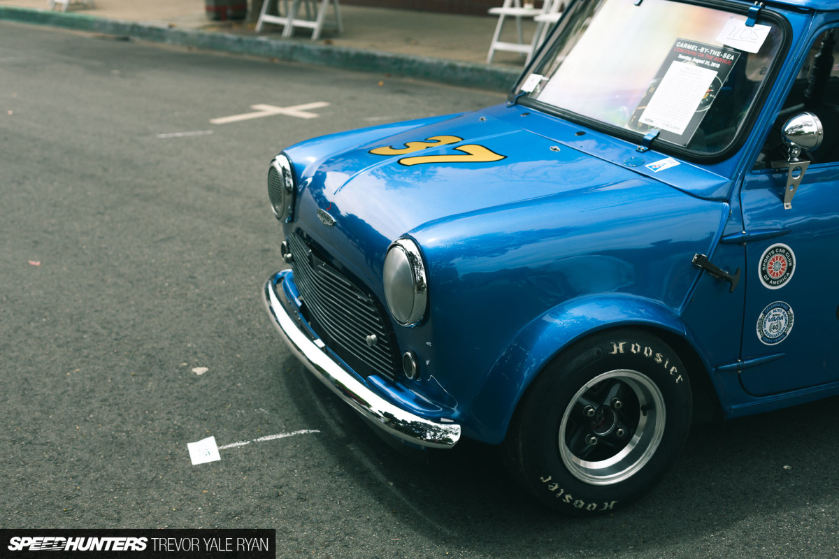 How To Go Fast In A Mini Cooper