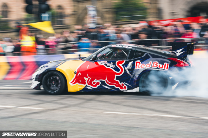 Red Bull Drift Shifters Liverpool by Jordan Butters-0553