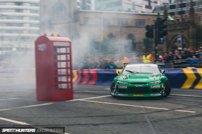 Red Bull Drift Shifters Liverpool by Jordan Butters-0556