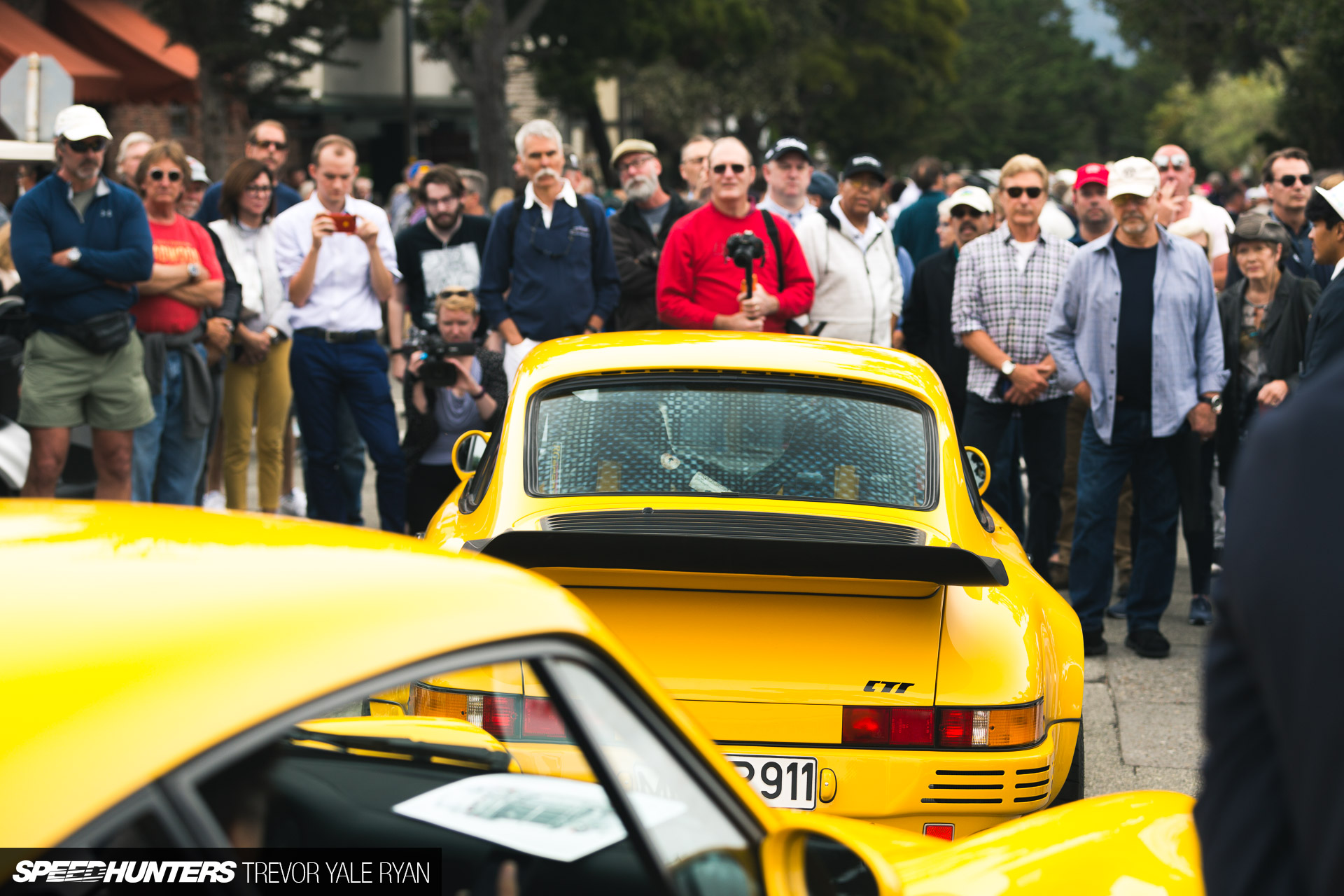 18 Blocks Of Concours In Carmel-By-The-Sea