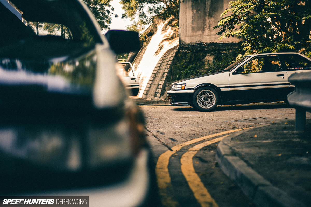 Celebrating The Hachiroku In Hong Kong