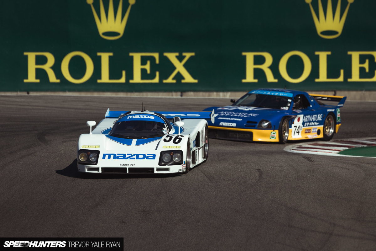 The Rotaries Go Again At Laguna Seca