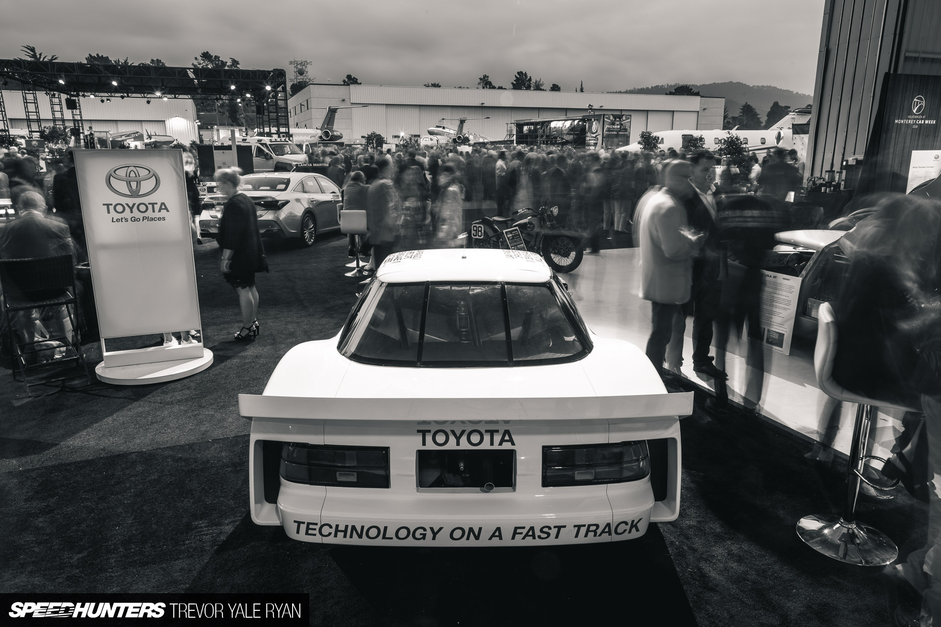 The Other Side Of Monterey CarWeek
