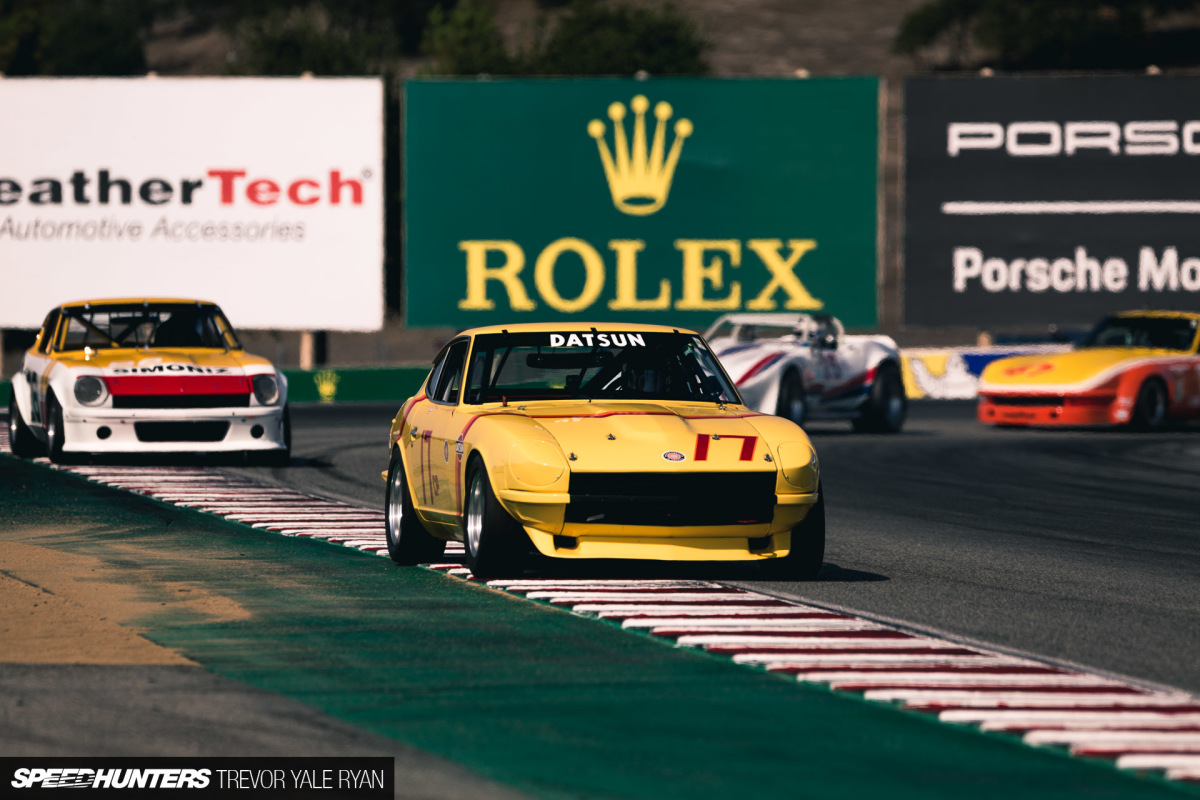 Rekindling A Love For Vintage Racing With Nissan
