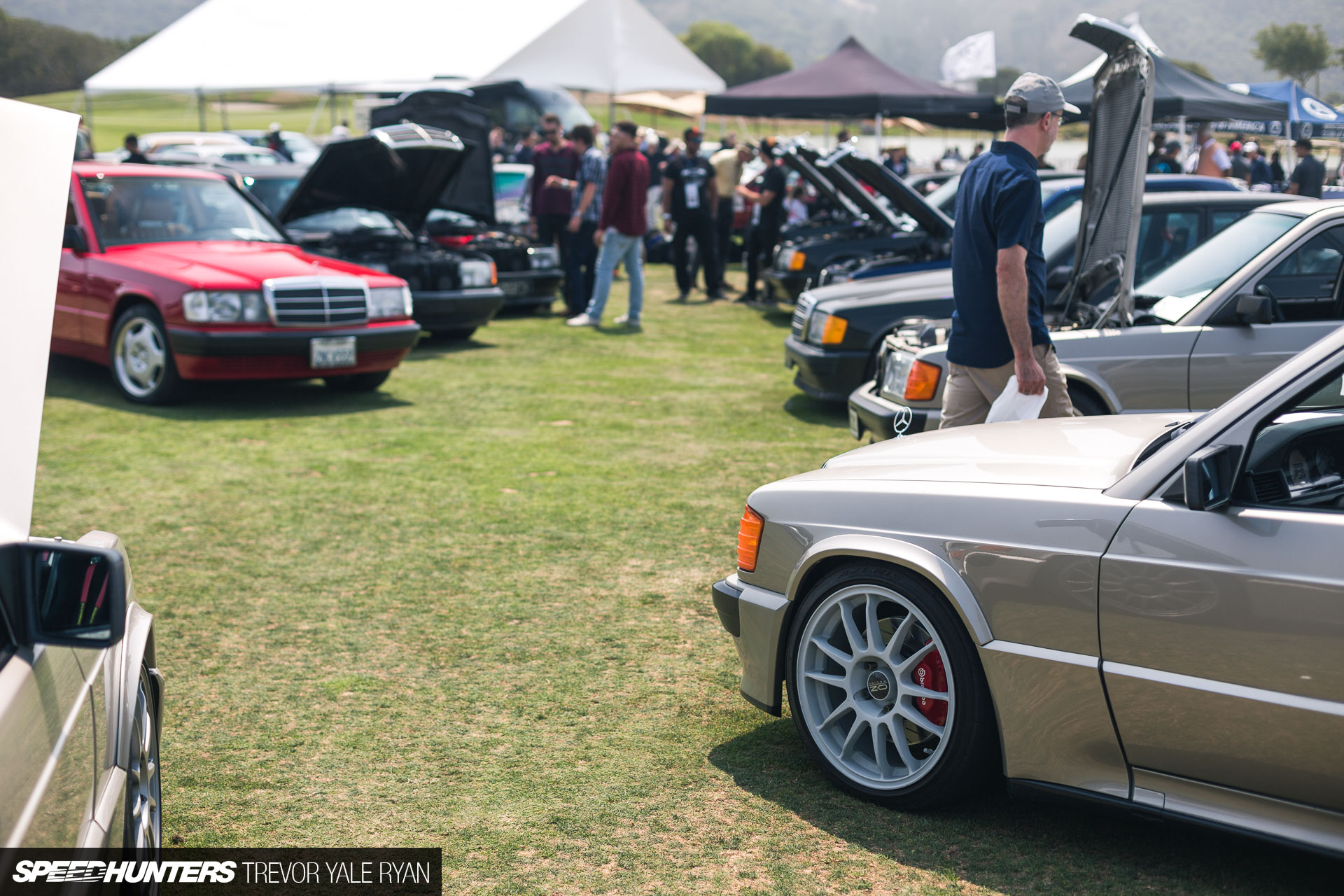 An All-German Saturday At Legends Of TheAutobahn
