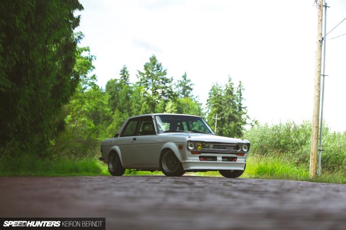 Keiron Berndt - Speedhunters - Keegans Datsun 510-2721