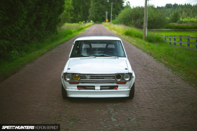 Keiron Berndt - Speedhunters - Keegans Datsun 510-2739