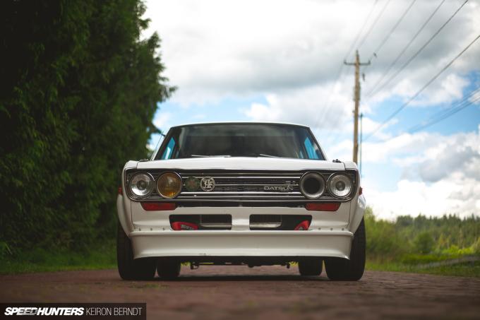 Keiron Berndt - Speedhunters - Keegans Datsun 510-2741