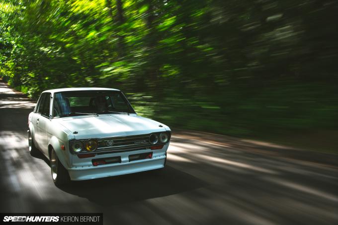 Keiron Berndt - Speedhunters - Keegans Datsun 510-3209