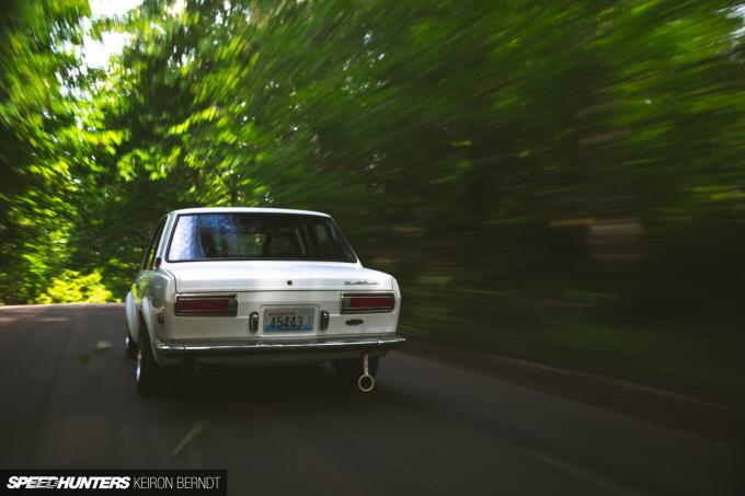 Keiron Berndt - Speedhunters - Keegans Datsun 510-3460