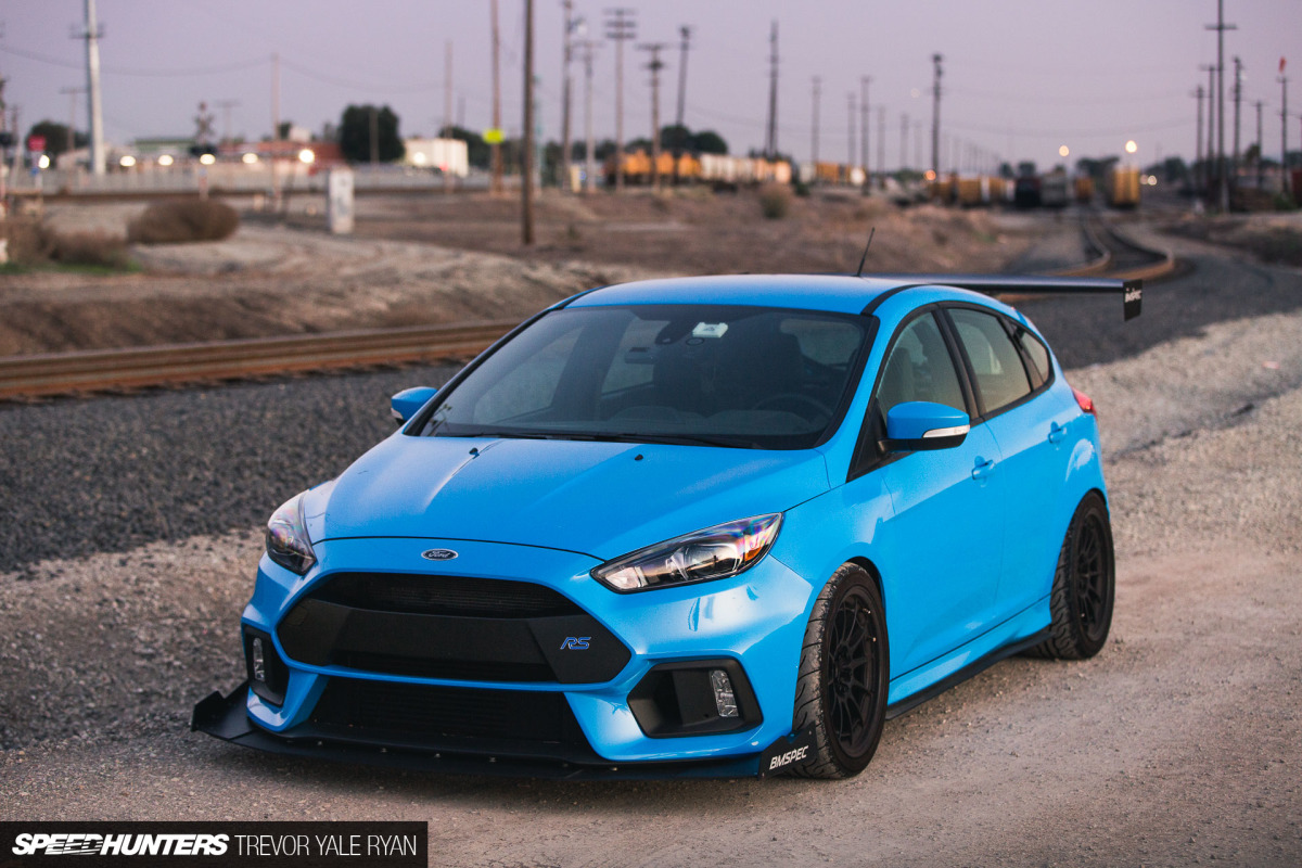 Never Good Enough: Adding Aero To The FocusRS