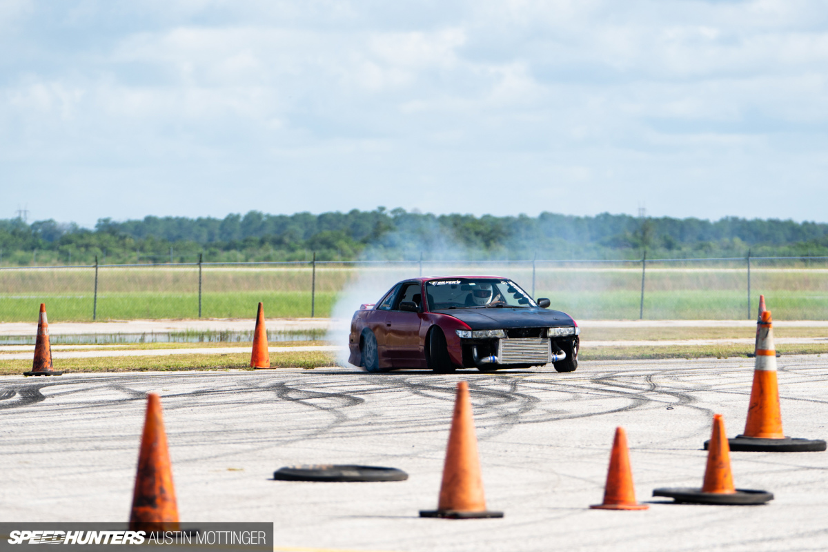 Florida Man Creates Free Drift Event