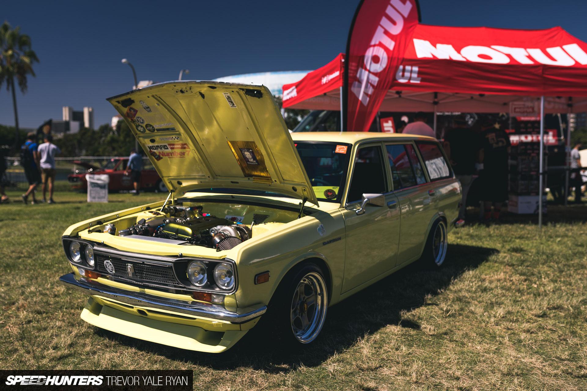 A Lap At Americas Biggest Japanese Classic Car Show News - Japanese classic car show