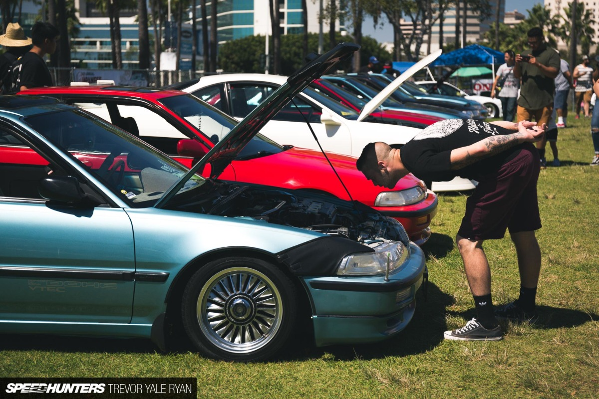 '90s Dreaming With Honda At JCCS