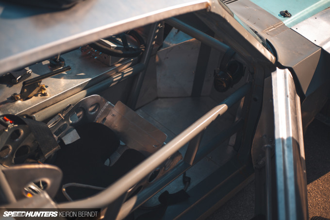 Keiron Berndt - Mustang Kyle - Rat Rod Road Trip - h2oi 2018 - Speedhunters