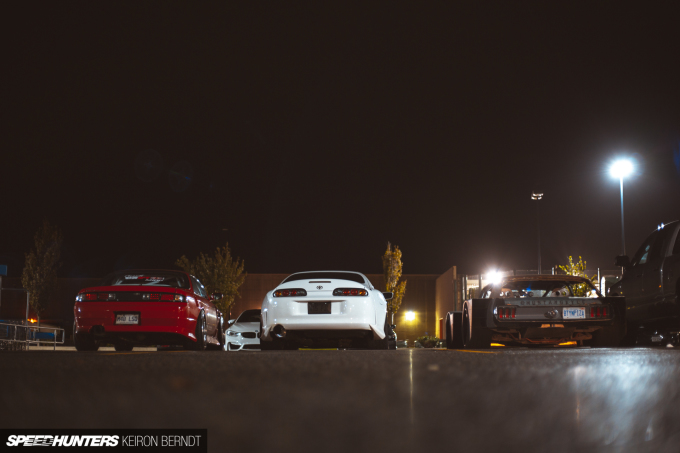 Keiron Berndt - First Tickets of h2oi 2018 - Speedhunters