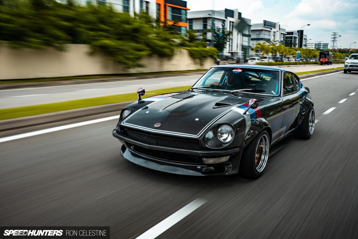R Tune Garage's 3.4L Carbon Fiber DatsunZ