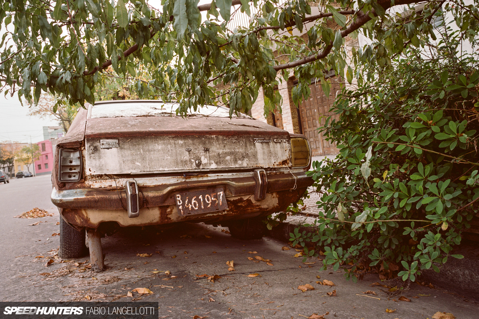 The Derelicts Of BuenosAires