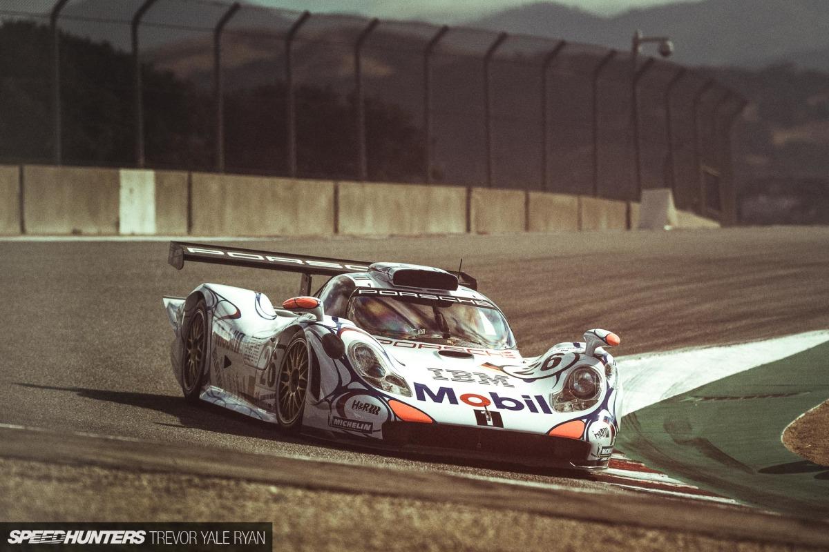 Rennsport Reunion Is Porsche's ThemePark
