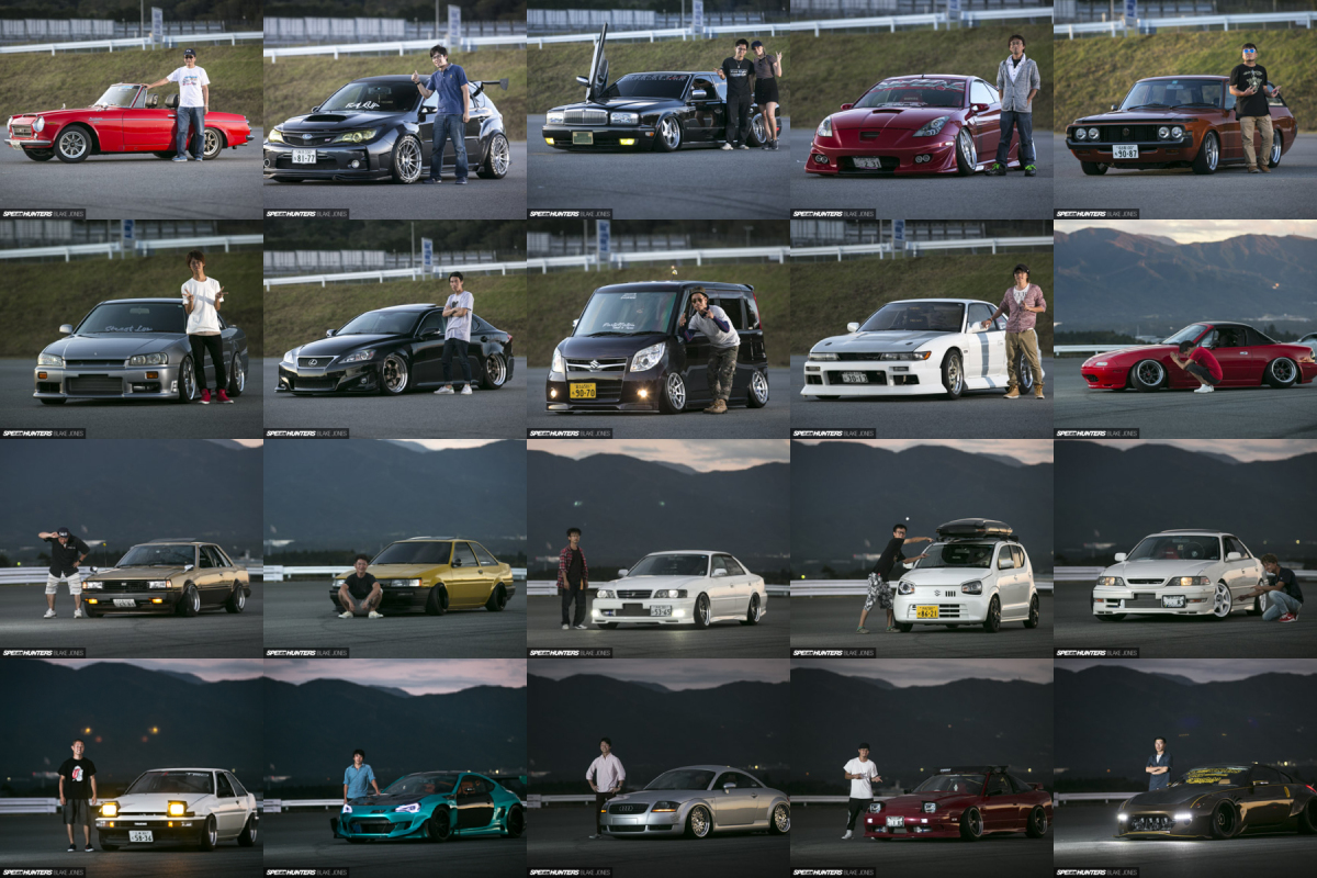 The Speedhunters Live Photoshoot Mega-Album